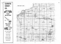 Index Map, Henry County 1983